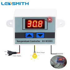 XH W300110A <b>Digital</b> Temperature Controller Quality Thermal ...