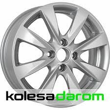 Купить колесный диск <b>КиК</b> Серия Реплика КС581 (15 <b>Solaris</b> ...