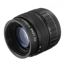 <b>Fotga</b> 50MM F1.4 Cctv <b>Lens</b> For C <b>Mount</b> Camera + <b>Lens Mount</b> ...
