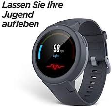 <b>Amazfit Verge Lite</b> Smartwatch <b>Bluetooth</b> Fitness Tracker (Shark Grey)