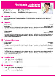 builder features of resume builder free  seangarrette cofree resume builder template cv ideas format