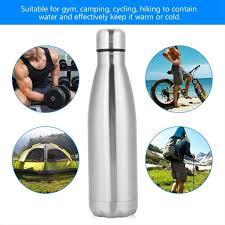 <b>350ML 500ML</b> 750ML Stainless Steel Water Bottle <b>Vacuum Flask</b> ...