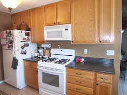 Diy Staining Kitchen Cabinets Yes You Can Paint Your Oak Kitchen Cabinets Home Staging In