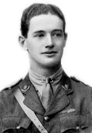 Lieutenant Eugene Paul Bennett V.C. - Capt_E_P_Bennett_VC