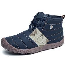 Winter Plus Size High Tops Snow <b>Boots</b> Men <b>Fashion Mens Ankle</b> ...