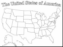 Small Picture United States Coloring Pages Printable Archives Inside State