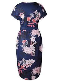 Echoine Geometric Palazzo <b>Patchwork</b> Women <b>Summer Dress</b> - V ...