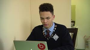 teen entrepreneur creates app to help young people land jobs cbs teen entrepreneur creates app to help young people land jobs cbs news