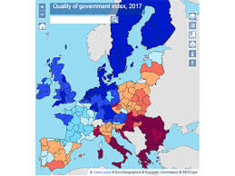 <b>European Quality</b> of Government Index <b>2017</b> - Regional Policy ...