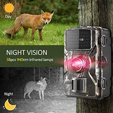 12MP 1080P Hunting <b>Camera</b> Wildcamera Surveillance <b>DL001</b> ...
