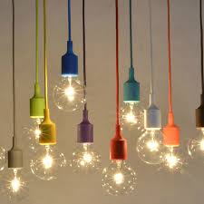 1m cable e27 modern led bulb chandelier muuto artistic lighting fixtures for bar gallery artistic lighting fixtures