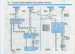 rear window lift motor 80 96 ford bronco tech support ford  Need Power Window Wiring Diagram Ford Truck Enthusiasts Forums wiring diagram (color codes are correct) source by seabronc (rosie, fred w) at ford bronco zone forums