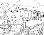 Раскраски томас и друзья онлайн