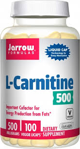 L-Carnitine - Jarrow Formulas