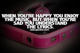 Quotes Fans Cute Music Quotes