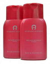 2x <b>Etienne Aigner Private</b> Number Women Bath & Shower Gel – 2 x ...