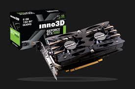 Обзор и тест <b>видеокарты Inno3D GeForce GTX</b> 1050 Ti Twin X2 ...