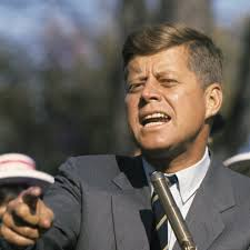 With all the mystery surrounding JFK, here's another: What was his ...