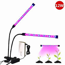 <b>LED Plant Grow Light</b>,Florally <b>USB</b> Clip-On Adjustable Desktop ...