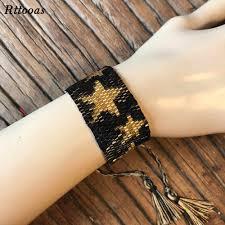 <b>Rttooas</b> High Quality <b>Handmade</b> MIYUKI Bracelet for Women ...