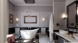 black white small bathroom designs awesome