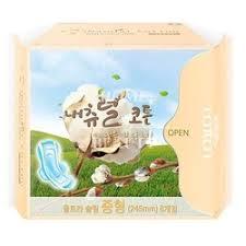 «Гигиенические <b>прокладки</b> Natural Cotton (<b>24</b>,5 см ...