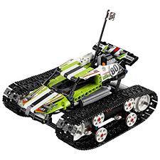 LEGO Technic RC Tracked Racer 42065 Building Kit ... - Amazon.com
