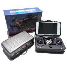 <b>Luggage Mini UAV</b> WiFi <b>Mini Folding</b> Four Axis Aircraft Remote ...