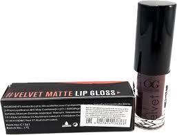 <b>Блеск для</b> губ Outdoor Girl Mat Velvet Lip Gloss, №36 <b>насыщенный</b> ...