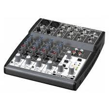 DJ <b>пульт Behringer Xenyx 802</b> по низким ценам в интернет ...