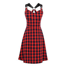 Women <b>Fashion</b> Plaid Strap <b>Summer</b> Dress <b>Sexy Backless</b> Lace Up ...