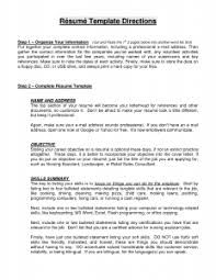 resume profile statement   best resume collectionresume profile statement for students