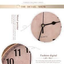 <b>Wall Clocks</b> - <b>Retro</b> Wall Watches - Ring Design Original Clock ...