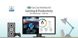 <b>Мониторы ASUS</b> с технологией Eye Care