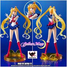 <b>ФИГУРКА</b> АНИМЕ <b>Sailor Moon CRYSTAL</b> BANDAI ОРИГИНАЛ