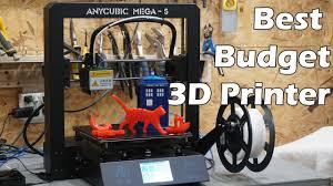 <b>Anycubic Mega-S 3D</b> Printer Review - YouTube