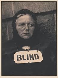 early documentary photography  essay  heilbrunn timeline of art  blind