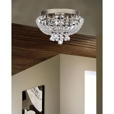 <b>crystal ceiling</b> lights You'll Love in 2019 | Wayfair