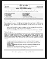 general resume examples 2015 assistant contractor objective general resume example