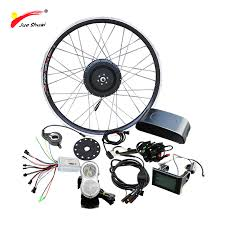 Free Shipping <b>48V 500W Electric Bike</b> Kit for MTB Road Mountain ...