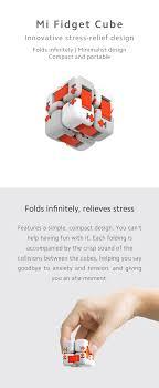 [<b>Mi Fidget Cube</b>]Product Info - Xiaomi UK