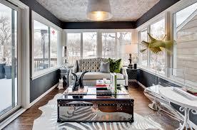 image of modern zebra carpet chic zebra print rug