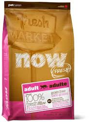 <b>Сухой корм Now Fresh</b> Adult беззерновой с индейкой, уткой и ...