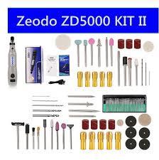 <b>Zeodo 20W Mini Electric</b> Grinder Set ZD5000 DIY Wireless USB 3.7 ...