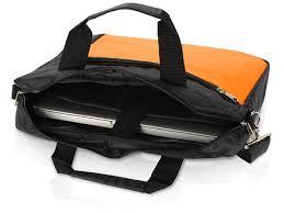 <b>Сумка</b> для ноутбука Quick, оранжевый, цена 26.30 руб., купить в ...