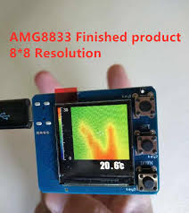 Adafruit <b>AMG8833 IR Thermal Camera</b> 8x8 <b>Thermal Camera</b> ...