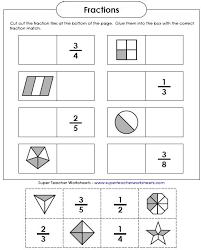 1000+ images about Math - Super Teacher Worksheets on Pinterest ...Fraction Worksheets