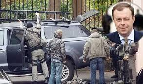 بلجيكا - اغتيال دبلوماسي روسي داخل سيارته