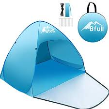 BFULL Outdoor <b>Automatic Pop up Beach Tent</b>, <b>Portable</b> Anti-UV ...