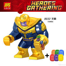 2019 High Quality <b>Marvel Super Heroes Legoings</b> Infinity War ...